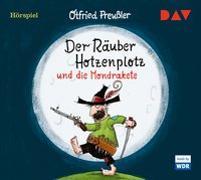Cover-Bild zu Der Räuber Hotzenplotz und die Mondrakete von Preußler, Otfried