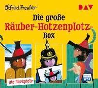 Cover-Bild zu Die grosse Räuber-Hotzenplotz-Box von Preussler, Otfried