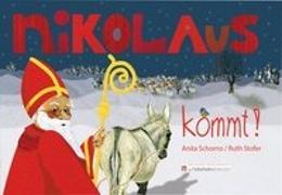 Cover-Bild zu Nikolaus kommt von Schorno, Anita