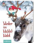 Cover-Bild zu Winter im Wichtelwald von Kaden, Outi