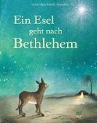 Cover-Bild zu Ein Esel geht nach Bethlehem von Scheidl, Gerda-Marie