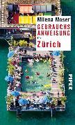 Cover-Bild zu Gebrauchsanweisung für Zürich von Moser, Milena