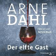 Cover-Bild zu Der elfte Gast (Audio Download) von Dahl, Arne
