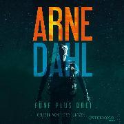 Cover-Bild zu Fünf plus drei (Berger & Blom 3) von Dahl, Arne