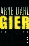 Cover-Bild zu Gier (eBook) von Dahl, Arne