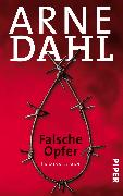 Cover-Bild zu Falsche Opfer (eBook) von Dahl, Arne