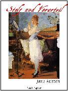 Cover-Bild zu Stolz und Vorurteil (eBook) von Austen, Jane