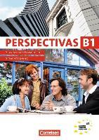 Cover-Bild zu Perspectivas B1. Sprachtraining von Mata Manjón, María del Carmen