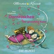 Cover-Bild zu Dornröschen und Der gestiefelte Kater - Die ZEIT-Edition von Grimm, Brüder