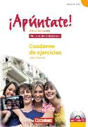 Cover-Bild zu ¡Apúntate! Paso al bachillerato. Cuaderno de ejercicios. Lehrerfassung von Kolacki, Heike