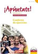 Cover-Bild zu ¡Apúntate! 5. Paso al bachillerato. Cuaderno de ejercicios von Grimm, Alexander