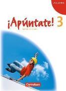 Cover-Bild zu ¡Apúntate! 3. Schülerbuch von Balser, Joachim