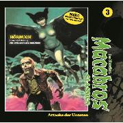Cover-Bild zu Macabros - Classics, Classics, Folge 3: Attacke der Untoten (Audio Download) von Shocker, Dan