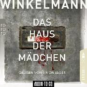 Cover-Bild zu Das Haus der Mädchen (Ungekürzt) (Audio Download) von Winkelmann, Andreas