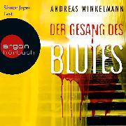 Cover-Bild zu Der Gesang des Blutes (Audio Download) von Winkelmann, Andreas