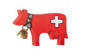 Cover-Bild zu Magnet Kuh Swiss
