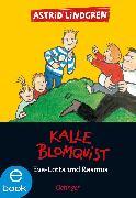 Cover-Bild zu Kalle Blomquist, Eva-Lotta und Rasmus (eBook) von Lindgren, Astrid