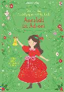 Cover-Bild zu Mein erstes Anziehpuppen-Stickerbuch: Annabell im Advent von Watt, Fiona