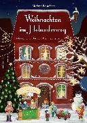 Cover-Bild zu Weihnachten im Holunderweg von Baumbach, Martina