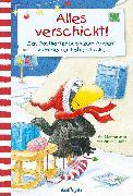 Cover-Bild zu Alles verschickt! von Rudolph, Annet (Illustr.)