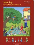Cover-Bild zu Mein Tag - Das Gebärdensuchbuch 2 von Ribeaud, Marina