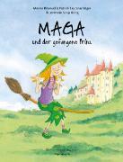 Cover-Bild zu Maga und der gefangene Prinz von Ribeaud, Marina