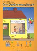 Cover-Bild zu Das Gebärdensuchbuch von Ribeaud, Marina