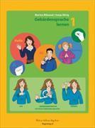 Cover-Bild zu Gebärdensprache lernen 1 von Ribeaud, Marina