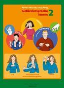Cover-Bild zu Gebärdensprache lernen 2 von Ribeaud, Marina