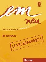 Cover-Bild zu em neu B2. 2008. Hauptkurs . Lehrerhandbuch - em neu, Hauptkurs