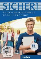 Cover-Bild zu Sicher ! B1+. Digitales Unterrichtspaket von Perlmann-Balme, Michaela