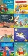 Cover-Bild zu Pixi-Box 261: Pixi sagt Gute Nacht (8x8 Exemplare) von diverse