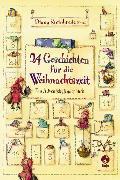 Cover-Bild zu 24 Geschichten für die Weihnachtszeit von Steinbrede, Diana (Hrsg.)