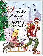 Cover-Bild zu Freche Mädchen - frecher Adventskalender von Brinx