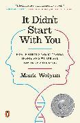 Cover-Bild zu It Didn't Start with You (eBook) von Wolynn, Mark