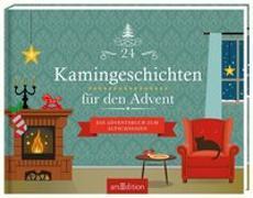 Cover-Bild zu 24 Kamingeschichten für den Advent