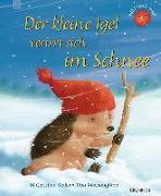 Cover-Bild zu Der kleine Igel verirrt sich im Schnee von Butler, M Christina