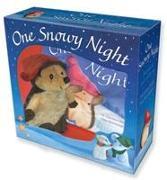 Cover-Bild zu One Snowy Night von Butler, M Christina