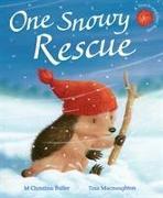 Cover-Bild zu One Snowy Rescue von Butler, M Christina