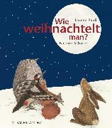 Cover-Bild zu Wie weihnachtelt man? (Mini-Ausgabe) von Pauli, Lorenz