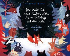 Cover-Bild zu Der Fuchs hat seine lieben Nöte beim Halleluja auf der Flöte von Boese, Cornelia