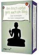 Cover-Bild zu Am Arsch vorbei geht auch ein Weg - Das Kartenspiel für mehr Gelassenheit von Reinwarth, Alexandra