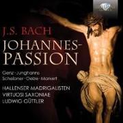 Cover-Bild zu Bach, Johann Sebastian (Komponist): Johannes-Passion