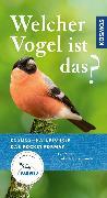 Cover-Bild zu Welcher Vogel ist das? (eBook) von Dierschke, Volker