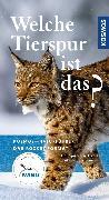 Cover-Bild zu Welche Tierspur ist das? (eBook) von Richarz, Klaus