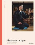 Cover-Bild zu gestalten (Hrsg.): Handmade in Japan