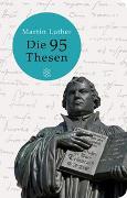 Cover-Bild zu Luther, Martin: Die 95 Thesen