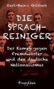 Cover-Bild zu Göttert, Karl-Heinz: Die Sprachreiniger