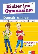 Cover-Bild zu Klett Sicher ins Gymnasium Deutsch 4. Klasse (eBook) von PONS GmbH (Hrsg.)