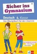 Cover-Bild zu Klett Sicher ins Gymnasium Deutsch 4. Klasse